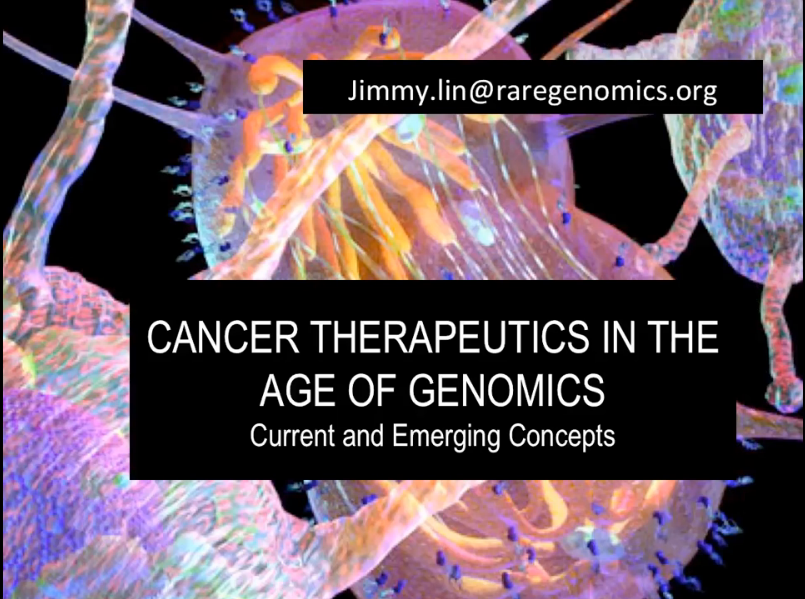 Understanding Cancer in the Age of Genomics