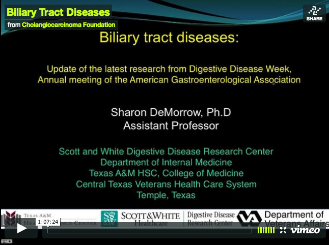 Biliary Tract Diseases