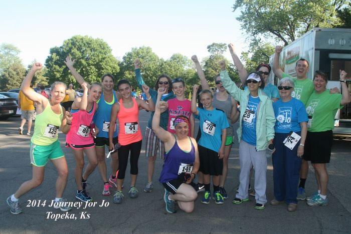 The 2014 Journey for Jo 5K Run/Walk & Kids Dash