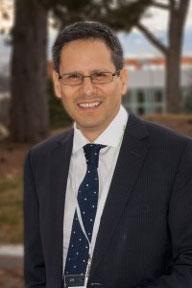 Vice Chair, Juan Valle, MB ChB MSc FRCP