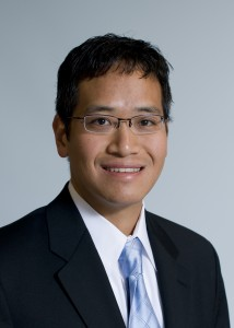 Ted Hong headshot