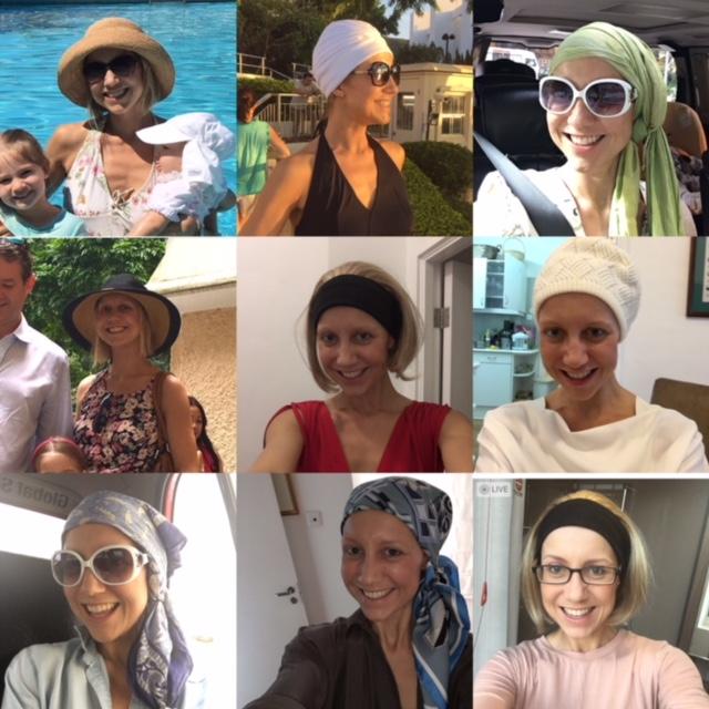 Helen's many treatment styles.