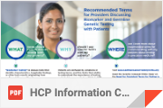 HCP Information Card