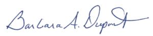 Dupont Signature