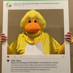 dean as duck