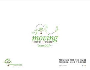 Moving for the Cure
