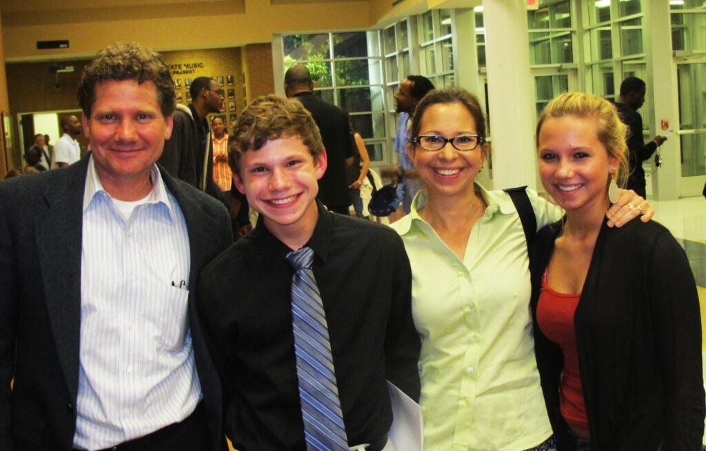 Jonathan Whiting - Family Photo